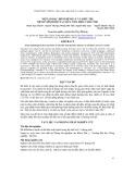 Đề tài: Một số đặc điểm bệnh lý và điều trị bệnh viêm ruột ỉa chảy ở Đà Điểu Châu Phi