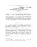 Đề tài: Nghiên cứu công thức lai giữa gà Ác Việt Nam và gà Ác Thái Hòa - Phùng Đức Tiến