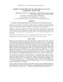 Đề tài: Nghiên cứu phát triển đàn lợn giống móng cái cao sản tại Định Hoá -Thái Nguyên
