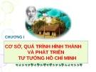 Bài giảng Tư tưởng Hồ Chí Minh: Chương 1 - Hà Tân Bình