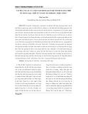"""Văn hóa ứng xử của Việt Nam trong quan hệ với Trung Hoa thời kỳ Trung đại - Nhìn từ vấn đề """"Sách phong, Triều cống"""" - Trần Nam Tiến"""