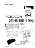 Robocon giải pháp thiết kế mạch