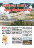 Điện địa nhiệt - nguồn năng lượng vô tận