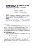 Nghiên cứu đặc tính từ trường của các máy biến áp công suất lớn