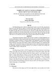Nghiên cứu quản lý mạng lưới điện trung thế Tp. Đà Nẵng bằng Gis