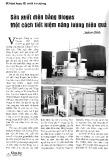 Sản xuất điện bằng Biogas một cách tiết kiệm năng lượng hiệu quả