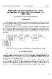 Nhận dạng các hiện tượng quá độ trong máy biến áp sử dụng phân tích Wavelet và Fuzzy logic