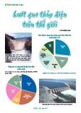 Thế giới dữ liệu: Lướt qua thủy điện trên thế giới