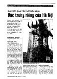 Giải pháp giảm tổn thất điện năng đặc trưng riêng của Hà Nội