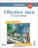 Ebook Effective Java Second Edition