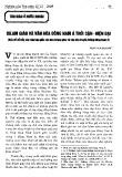 Islam giáo và văn hóa Đông Nam Á thời cận - hiện đại- Ngô Văn Doanh