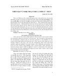 Thiền đạo và nghệ thuật thơ ca thời Lý – Trần