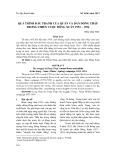 Quá trình đấu tranh của quân và dân Đồng Tháp trong chiến cuộc Đông Xuân 1953 – 1954