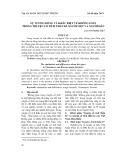 Sự tương đồng và khác biệt về không gian trong truyện cổ tích thần kì người Việt và người Hàn