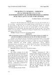 Ảnh hưởng của nitrogen – ammonium lên sự sinh trưởng của vi tảo Chaetoceros subtilis var. abnormis Proschkina-Lavrenko được phân lập ở Cần Giờ, Thành phố Hồ Chí Minh