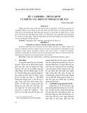 Mĩ - Cambodia - Trung Quốc và những tác động từ mối quan hệ này