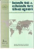 Những vấn đề kinh tế và chính trị thế giới: Chính sách phát triển cụm liên kết ngành ở Trung Quốc