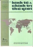 Những vấn đề kinh tế và chính trị thế giới: Vai trò của hội tụ ngành với sự tham gia các mạng sản xuất quốc tế