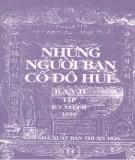 Ebook Những người bạn Cố đô Huế (Tập XVI): Phần 2 - XNB Thuận Hóa