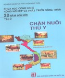 Ebook Khoa học và công nghệ nông nghiệp và phát triển nông thôn 20 năm đổi mới (Tập 2: Chăn nuôi thú y): Phần 1 - NXB Chính trị Quốc gia