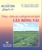 Ebook  Trồng - Chăm sóc và phòng trừ sâu bệnh cây bông vải: Phần 2 - KS. Nguyễn Mạnh Chính, TS. Nguyễn Đăng Nghĩa