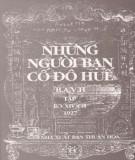 Ebook Những người bạn cố đô Huế (Tập XIV): Phần 1 - NXB Thuận Hóa