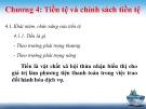 Bài giảng Kinh tế vĩ mô: Chương 4 - Trần Thị Thanh Hương