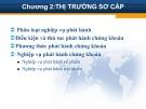 Bài giảng Thị trường chứng khoán: Chương 2 - Học viện Ngân hàng