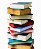 Đề cương môn học Đại học: Lập và phân tích dự án cho kỹ sư