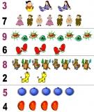 Đề thi cá nhân: Cuộc thi Olympic Toán tuổi thơ (Năm học 2012-2013) - Cấp tiểu học