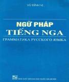 Ebook Ngữ pháp tiếng Nga: Phần 2 - Vũ Định Vị