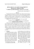 Đóng góp của các lớp vân đạo phân tử trong quá trình ion hóa và phát xạ sóng hài bậc cao của N2 và CO2