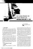 Sự cạnh tranh và phát triển của Wimax, Wlan và 3G