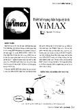 Thiết kế mạng hỗn hợp vệ tinh Wimax