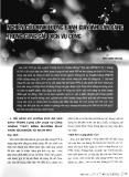 Nghiên cứu định lượng đánh giá sẵn sàng trong cung cấp dịch vụ công