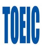 Toeic - Part 5,6,7