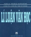 Giáo trình Lý luận văn học: Phần 1 - NXB Giáo dục (462 trang)