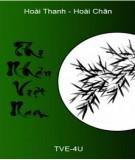 Ebook Thi nhân Việt Nam 1932-1941: Phần 2 - Hoài Thanh, Hoài Chân