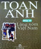Ebook Nếp cũ - Làng xóm Việt Nam: Phần 2 - Toan Ánh