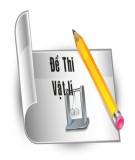 Đề thi chọn học sinh giỏi lớp 12 có đáp án: Môn Vật lý - Trường THPT Chuyên Vĩnh Phúc (Năm học 2011 - 2012)