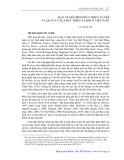 Bàn về mô hình phát triển xã hội và quản lý sự phát triển xã hội ở Việt Nam - Vũ Mạnh Lợi