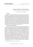 Quản lý xã hội dựa vào sự tham gia: Một số vấn đề lý luận và thực tiễn - Nguyễn Trung Kiên, Lê Ngọc Hùng