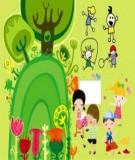 Giáo dục thẩm mỹ cho trẻ em qua tác phẩm văn học thiếu nhi - Hoàng Văn Cẩn