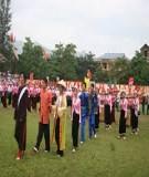 Phong tục cưới gả truyền thống của người Mường ở huyện Ngọc Lặc (tỉnh Thanh Hóa) - Phạm Thúc Sơn