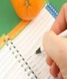 Một số phương thức rèn luyện năng lực thích nghi trí tuệ cho học sinh phổ thông trong quá trình nghiên cứu và thực hành dạy học Toán - Đỗ Văn Cường