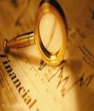 Bài tập Tài chính doanh nghiệp (Có lời giải)