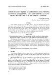 Ảnh hưởng của mật độ xuất phát đến tăng trưởng của vi tảo skeletonema costatum (Greville) Cleve trong môi trường nước biển nhân tạo Aquil*
