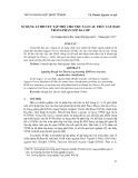 Sử dụng lí thuyết tập thô cho việc tạo cấu trúc cây Hah trong phân lớp đa lớp