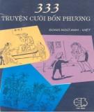Ebook 333 truyện cười bốn phương (song ngữ Anh - Việt): Phần 1 -  Vũ Định Phòng (dịch)