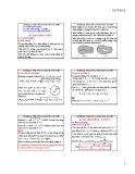 Bài giảng Toán cao cấp: Chương 6 - Ngô Quang Minh